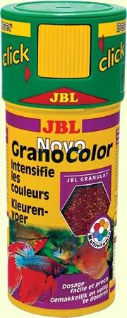 JBL NovoGrand Color Click Корм для рыб - гранулы