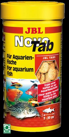 Сухой корм для рыб JBL NovoTab - таблетки