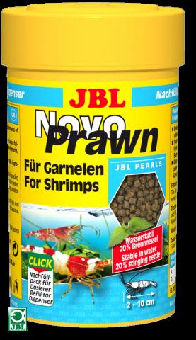 Сухой корм для креветок JBL NovoPrawn - палочки