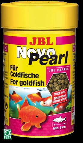 Сухой корм для рыб JBL NovoPearl - шарики
