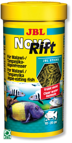 Сухой корм для рыб JBL NovoRift - палочки