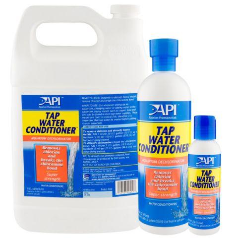 API Tap Water Conditioner Кондиционер для воды в аквариуме