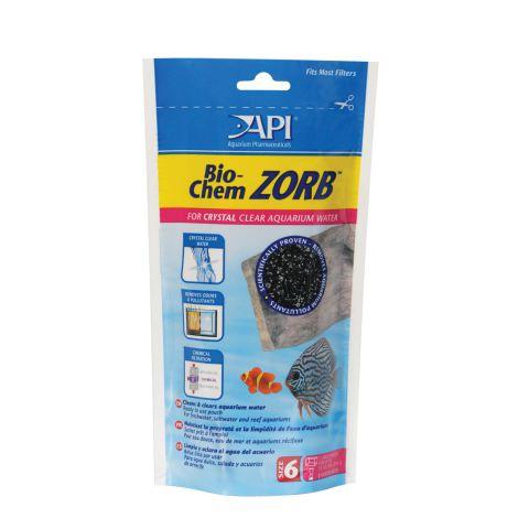 API Bio Chem Zorb Наполнитель для аквариумных фильтров