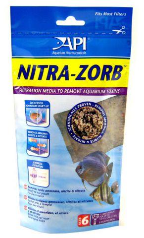 API NITRA-ZORB - средство для удаления аммиака из аквариума