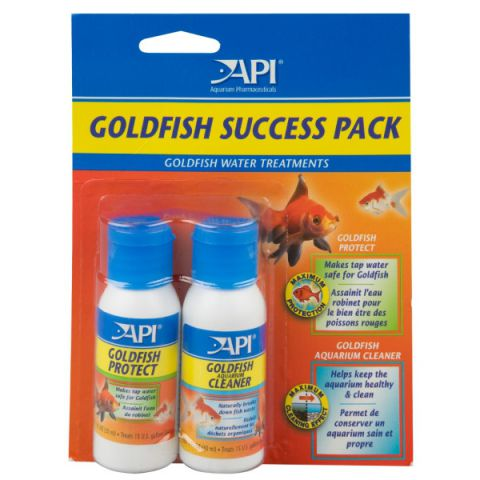 API Goldfish Start Up Pack Набор для ухода за Золотой Рыбкой