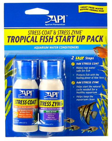 API Tropical Fish START UP Pack Кондиционер для воды