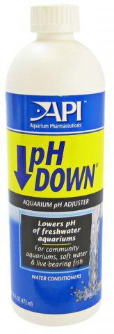 API pH DOWN - Средство для снижения уровня pH в пресной аквариумной воде