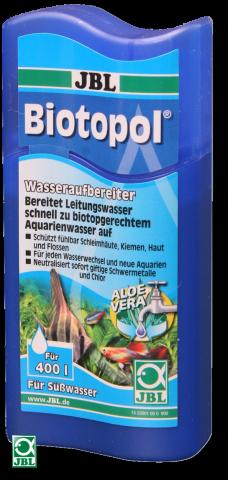 JBL Biotopol ( Биотопол ) Кондиционер для подготовки воды в акваруиме