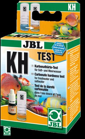 JBL KH Test Тест на карбонатную жесткость воды в аквариуме