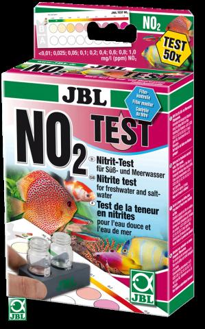 JBL NO₂ Тест на нитрит в пресноводном и морской аквариуме