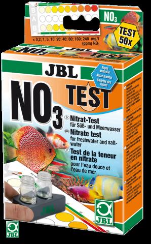 JBL NO₃ Тест на нитраты в пресной и морской воде