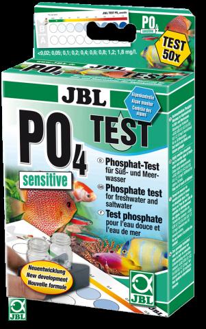 JBL PO₄ Тест на фосфат в пресной и морской воде