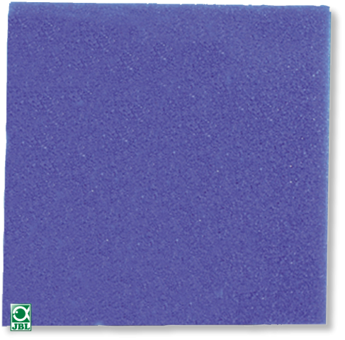 JBL Filter Foam Coarse Фильтрующая губка, крупнопористая для аквариумного фильтра