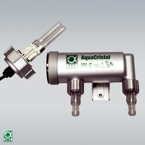 JBL AquaCristal UV-C УФ стерилизатор для очистки воды - 5 вт