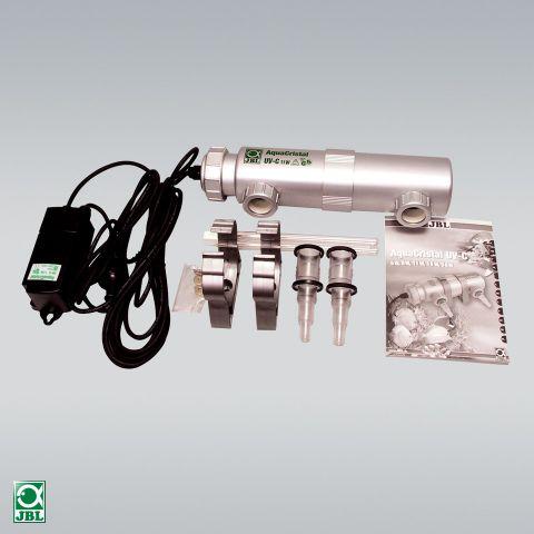 JBL AquaCristal UV-C УФ стерилизатор для очистки воды - 11 вт