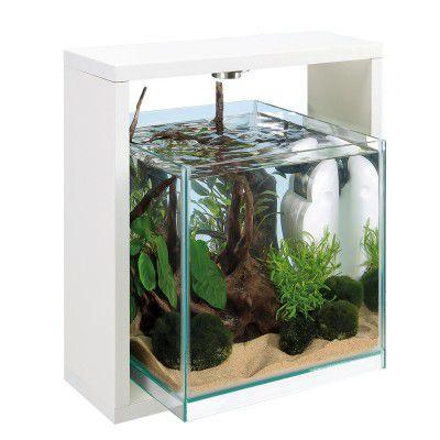 Ferplast SAMOA 25 Открытый аквариум со светодиодной подсветкой и фильтром