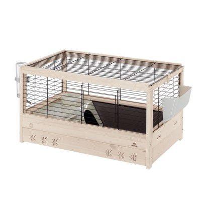 Деревянная клетка для морских свинок Ferplast ARENA 80
