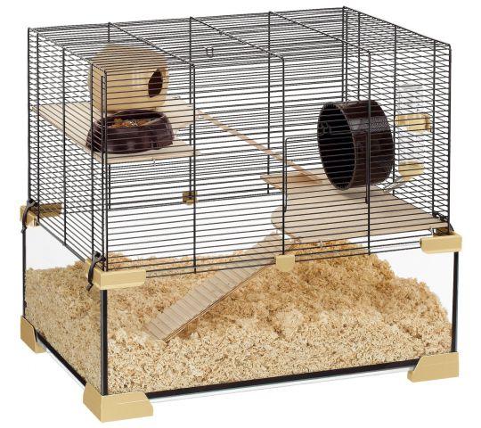 Ferplast KARAT 60 Клетка для хомяков и мышей с поддоном
