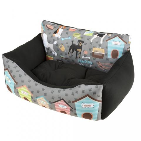 Ferplast ROYAL HAPPY Мягкий лежак для собак и кошек