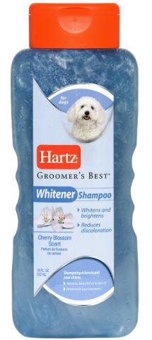 Hartz Groomer's Best Witener Shampoo Шампунь для собак со светлой шерсть с ароматом вишни