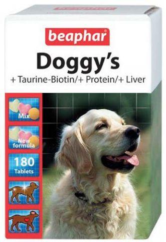 BEAPHAR Doggy`s MIX Комплекс витаминов для собак - 180 табл