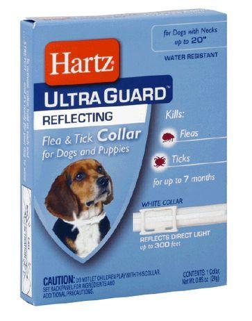 Ошейник от блох и клещей для собак и щенков Hartz