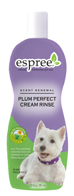 Espree Plum Perfect Rinse крем для собак и кошек - 355мл