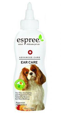 Espree (Эспри) Ear Care Ушной очиститель с мятой для собак