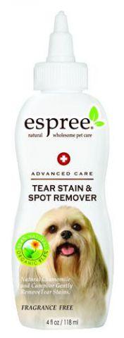 Espree Tear Stain&Spot Remover уход за шерстью под глазами собаки, кошки