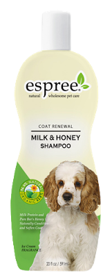Espree Milk Honey шампунь для собак и кошек - 355мл