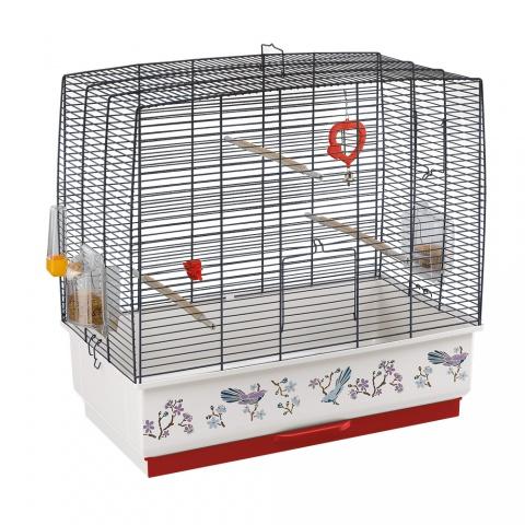 Клетка для попугаев и маленьких птиц Ferplast (Ферпласт) Rekord 4 Decor