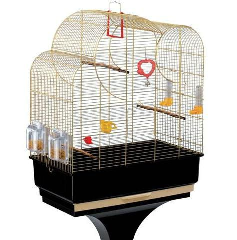 Клетка для мелких попугаев и птиц Ferplast (Ферпласт) Nuvola