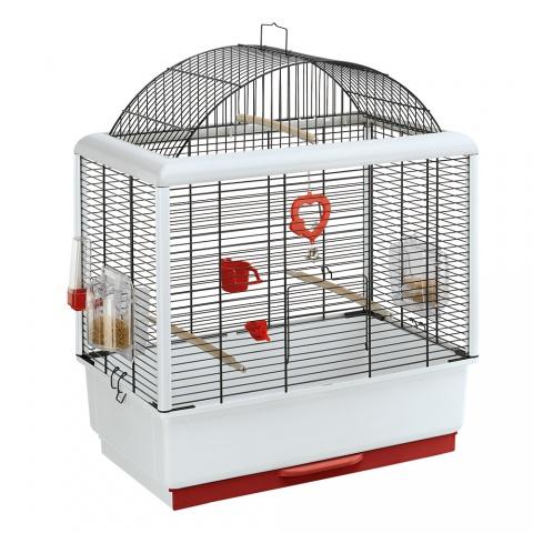 Ferplast (Ферпласт) PALLADIO Клетка для попугая среднего размера