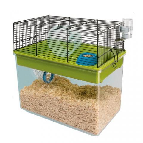 Клетка для мелких грызунов, хомяков, мышей, крыс, Ferplast TOPY