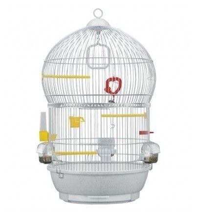 Клетка круглая для средних и больших попугаев Ferplast BALI