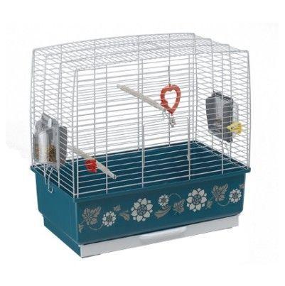 Клетка для попугаев и маленьких птиц Ferplast (Ферпласт)  Rekord 3 Decor
