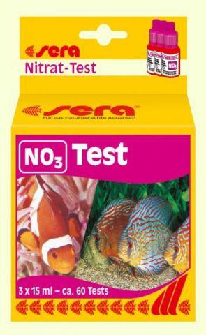 sera NO3-Тест - тест для определения концентрации нитратов