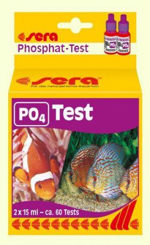sera PO4-Тест - тест для определения концентрации фосфатов