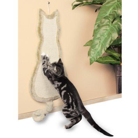 Trixie - 43112 Когтеточка настенная в форме кошки