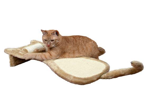 Trixie - 43113 Когтеточка для кошек напольная с сизалевым роликом