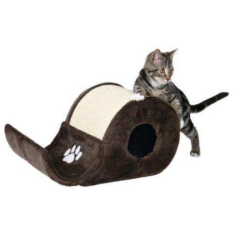 Trixie - 4312 Когтеточка для кошек напольная Волна