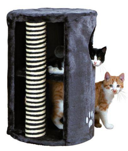 Trixie - 4336  Игровой городок когтеточка для кошки Dino Cat Tower