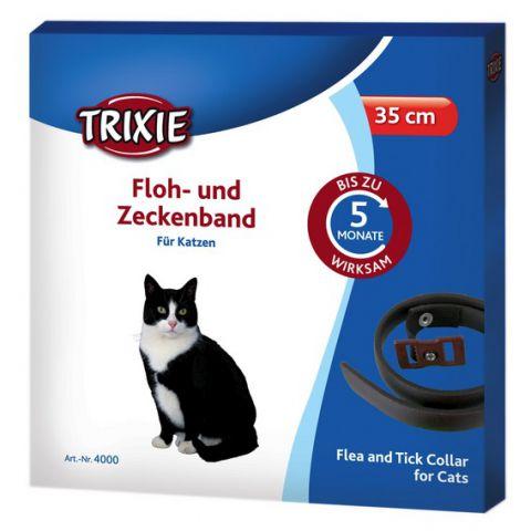 Trixie Flea and Tick Collar Ошейник для кошек от блох и клещей