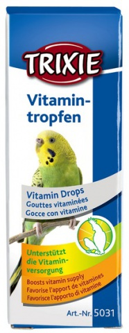 Trixie - 5031 Витамины капли для птиц