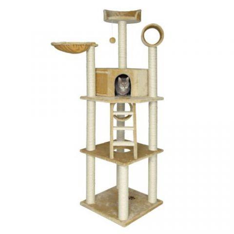 Trixie - 43631 Игровой городок когтеточка для кошки Montilla