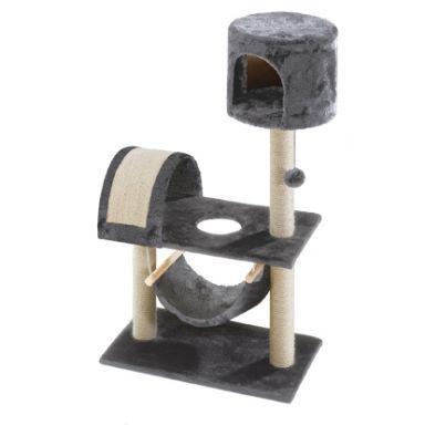 Ferplast PA 4028 Домик когтеточка для кошек