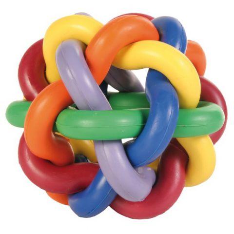 Trixie Игрушка мяч из переплетенных цветных колец TX-32621