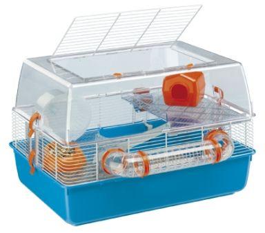 Клетка для мелких грызунов, хомяков, мышей, крыс, Ferplast (Ферпласт) DUNA FUN