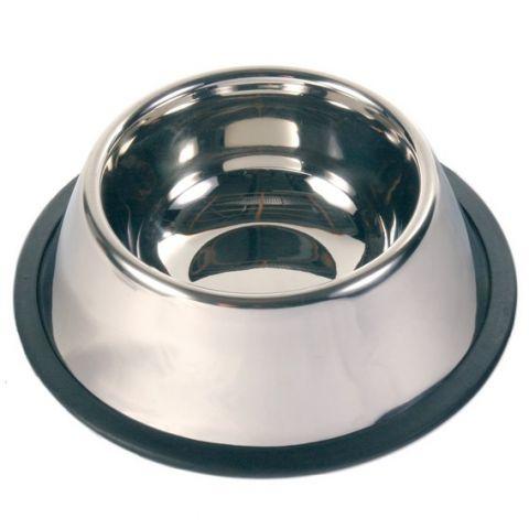 Trixie Миска из нержавеющей стали для собак Stainless Steel Long-Ear Bowl