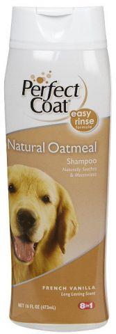 Шампунь для раздраженной кожи у собак с коллоидом овса (аромат ванили)
